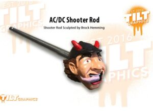 ACDC Angus Shooter Rod