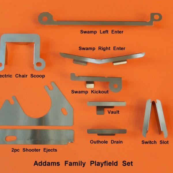 Addams Family Cliffy Pinball Protectors