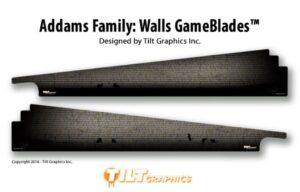 Addams Family Pinball Machine Wall Gameblades