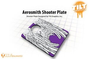 Aerosmith Shooter Plate Mod From Tilt!