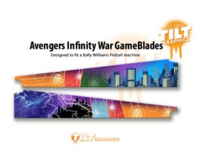 Avengers Infinity Quest GameBlades