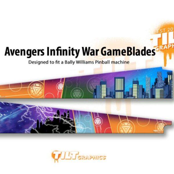 Avengers Infinity Quest GameBlades