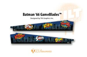 Batman '66 Pinball GameBlades