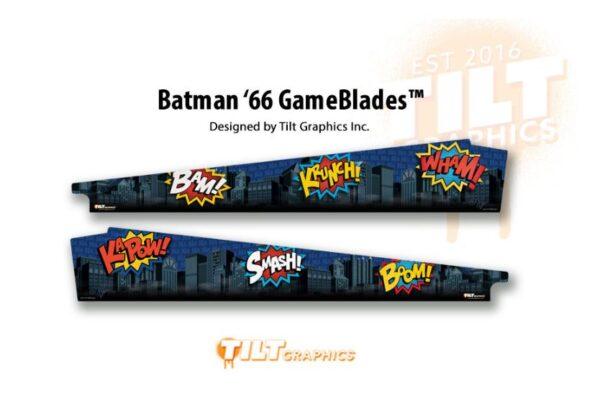 Batman '66 Pinball GameBlades