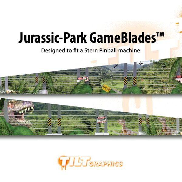 Jurassic Park Pinball Gameblades