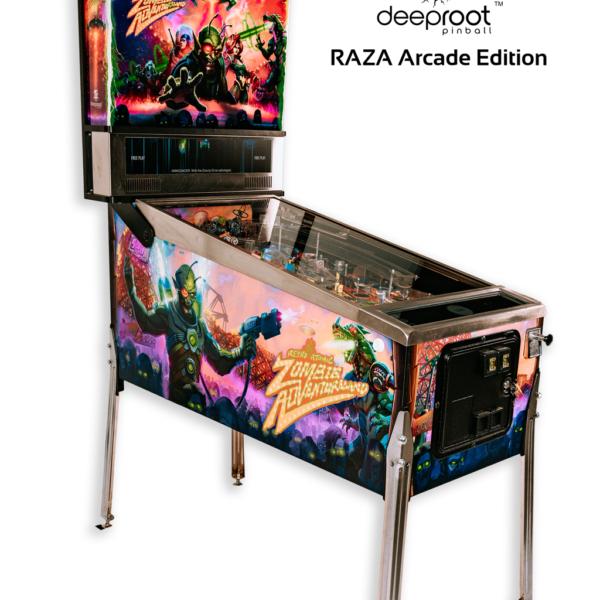 Retro Atomic Zombie Adventureland Arcade Edition