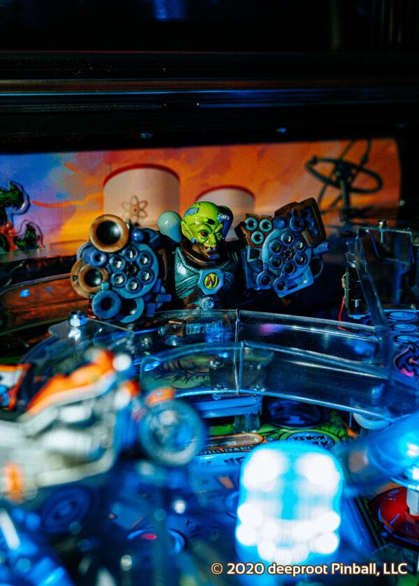 Retro Atomic Zombie Adventureland NED