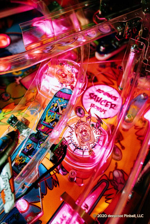 Retro Atomic Zombie Adventureland Pops