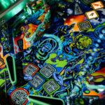 Retro Atomic Zombie Adventureland Playfield