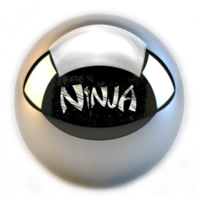 Ninja Replacement Pinball Ball