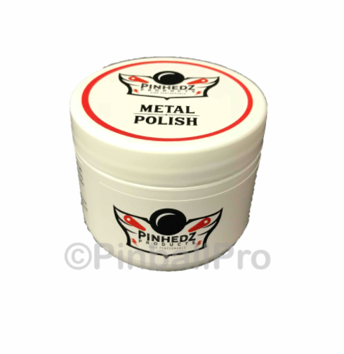 Pinhedz Premium Pinball Metal Polish