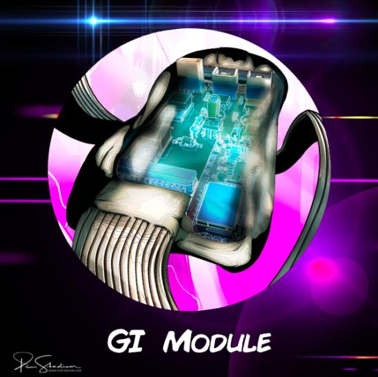 Pin Stadmium GI Module