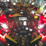 The Walking Dead Pinball Plastic Protectors