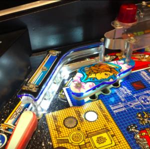 Junkyard Pinball Plastic Protectors
