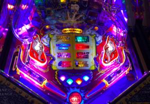 Theatre of Magic Pinball Plastic Protectors
