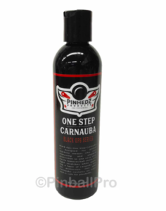 One Step Carnauba Pinball Wax