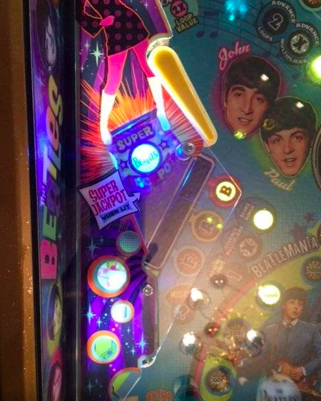 The Beatles Airball Protectors 2