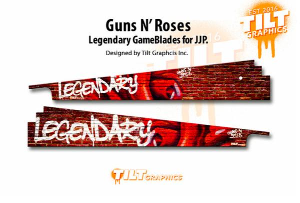 GNR Legendary Gameblades