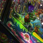 Teenage Mutant Ninja Turtles Pinball Plastic Protectors