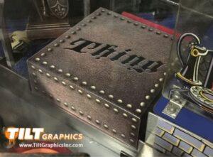 Thing Box Graphics Mod Addams Family Pinball
