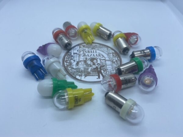 1SMD Non Ghosting Pinball LED for Inserts