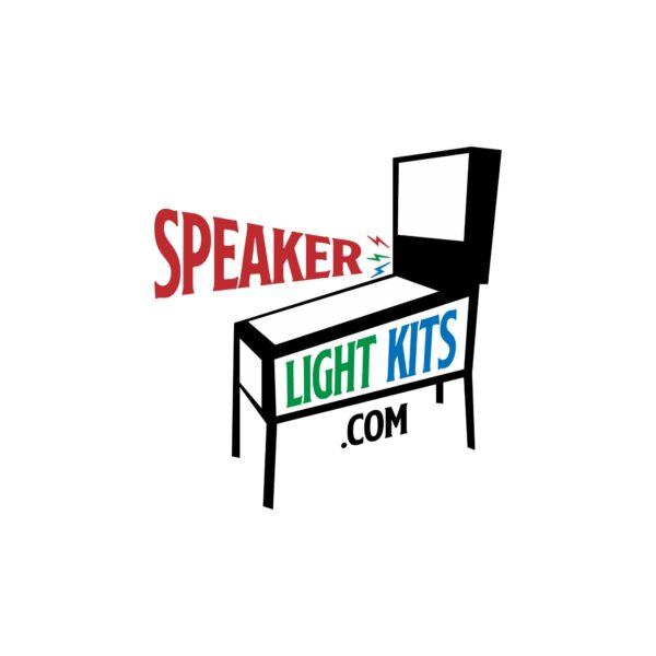 Pinball Speaker Lights