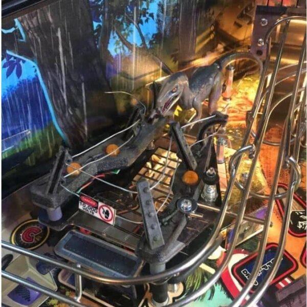 Mezel Mods Raptor Pit for Jurassic Park Pinball