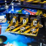 Alien Pinball APC Drop Targets