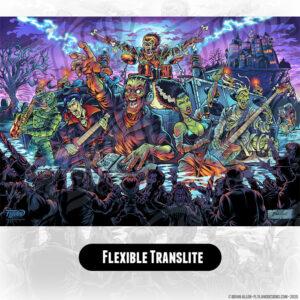 Monster Bash Alternate Translite - Brian Allen