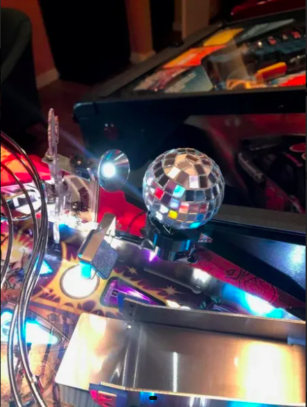 Deadpool Pinball Disco Mod