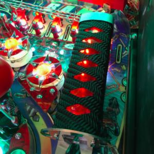 Deadpool Pinball Katana Handle Mod