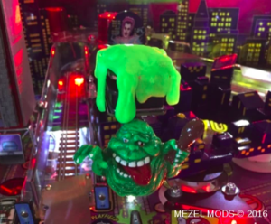 Ghostbusters Pinball Slime Mod