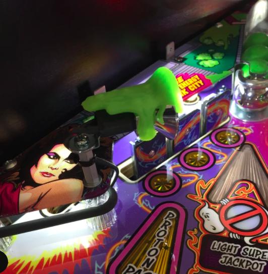Ghostbusters Pinball Slime Mod 2