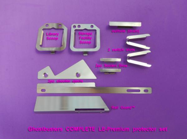 Ghostbusters Premium / LE Cliffy Protectors