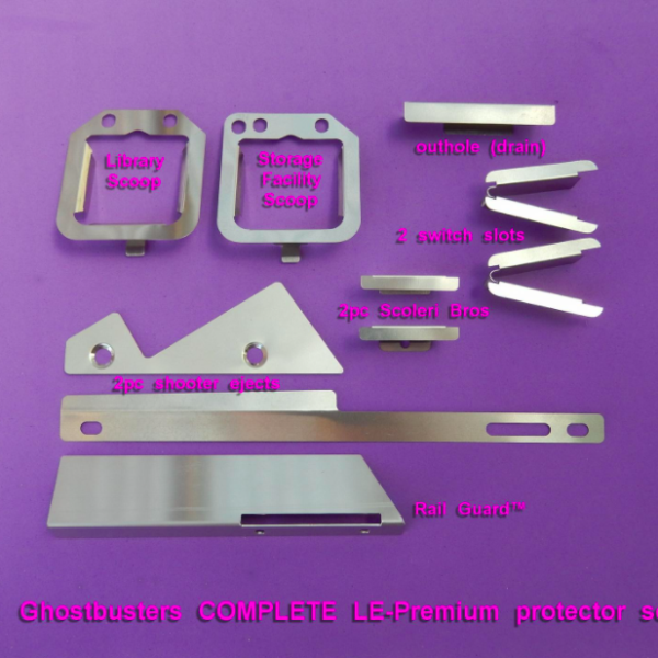 Ghostbusters Premium / LE Cliffy Protectors