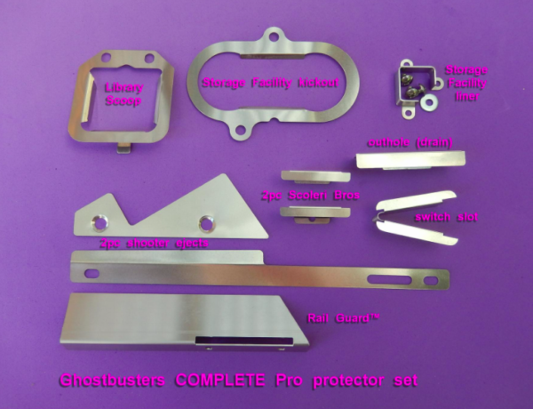 Ghostbusters Pro Cliffy Protector Set
