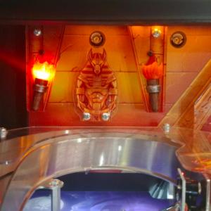 Iron Maiden Pinball Torch Mod