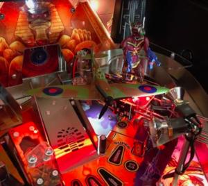 Iron Maiden Pinball Spitfire Mod