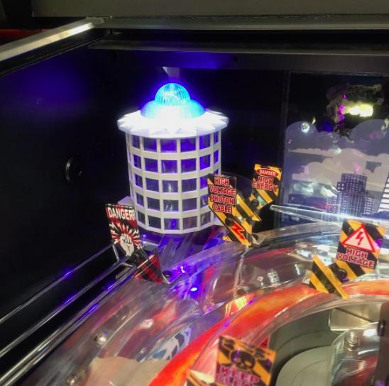 Dialed In Pinball Pop Bumper Pinball Mod