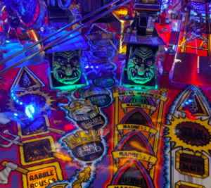 Medieval Madness Troll Illumination Kit
