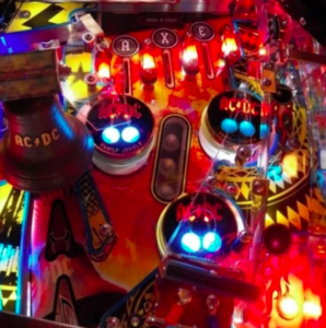 Hooked On Pinball ACDC Pop Covers