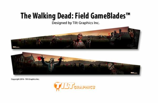 Walking Dead Pinball Fields Gameblades