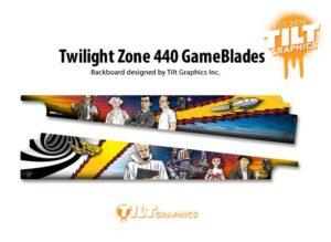 Twilight Zone 440 Gameblades