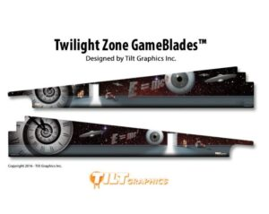 Twilight Zone In The Zone Gameblades