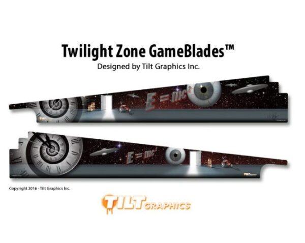 Twilight Zone In The Zone Gameblades