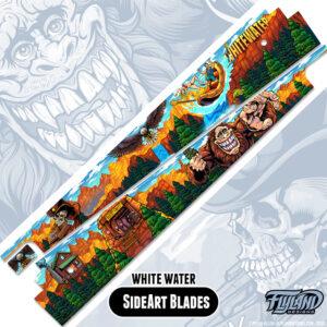 Brian Allen White Water Pinball Sideblades