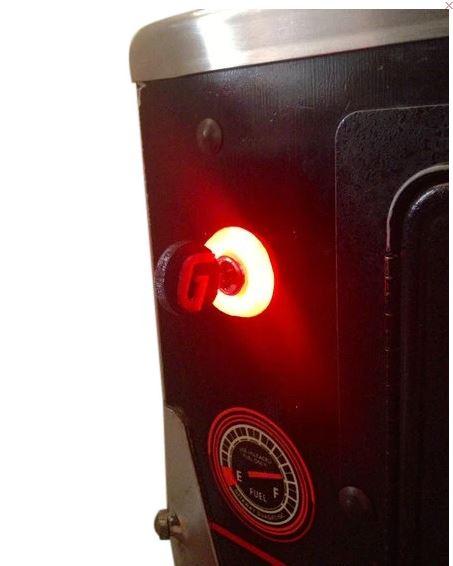 Getaway Ingnition Button