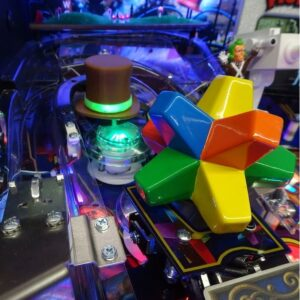 Wonka Pinball Top Hat Mod