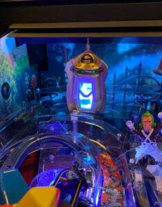 Wonkavator Pinball Mod Willy Wonka Pinball