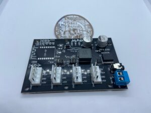 Feed Frenzy Power Board